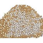 [NORDIC Brands] Metallpärlor guld 250/FP